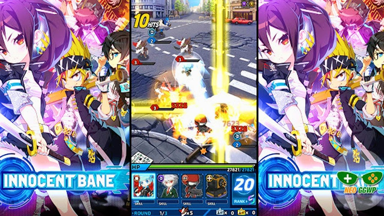 15++ Anime mobile games rpg trends