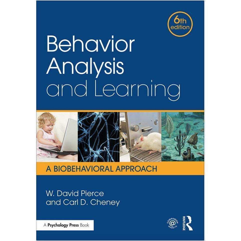 Behavior Analysis and Learning: A Biobehavioral Approach 6th Edition PDF -  $14.99 IMMEDIATE DOWNLOAD!