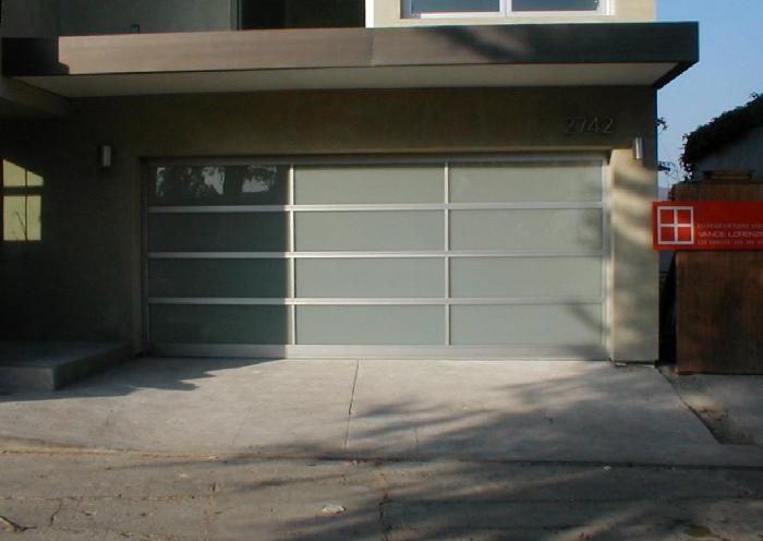 Glass Garage Doors Are Sweet Glass Garage Door Garage Doors New Homes
