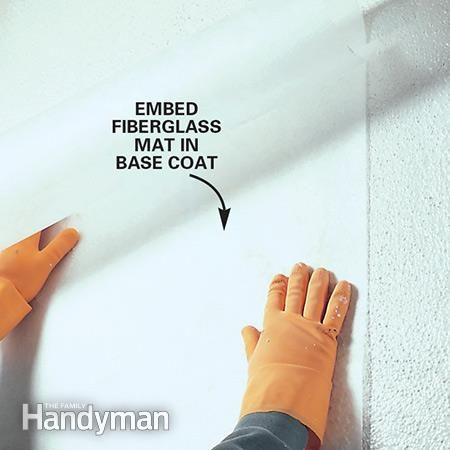 How To Repair Plaster Plaster Repair Plaster Walls Plaster