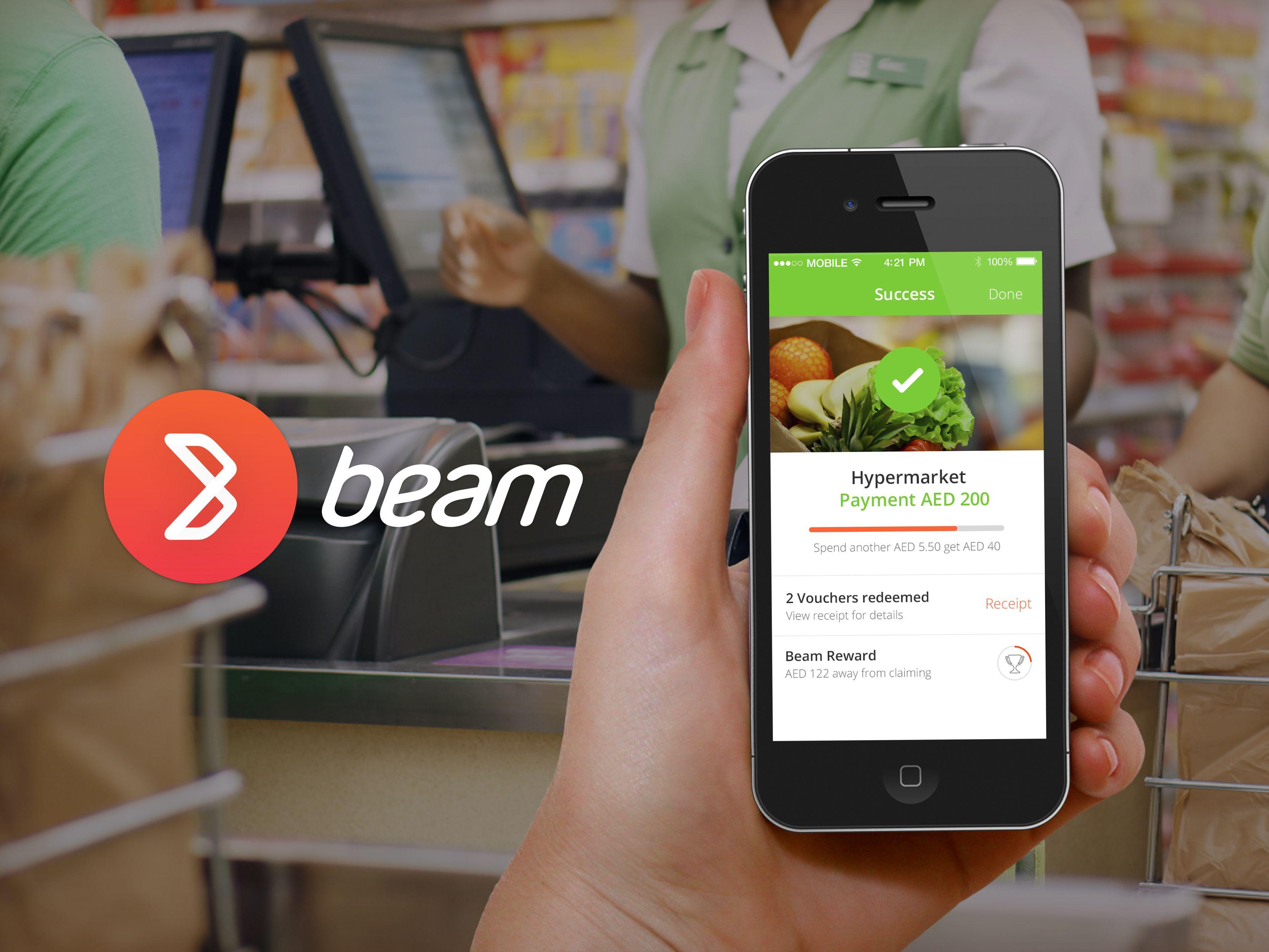 Beam Wallet Making Shopping More Rewarding Mobile