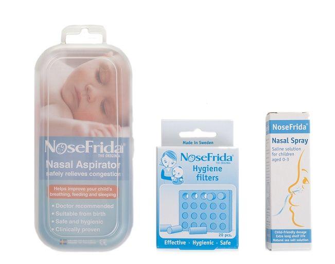 Nosefrida Bundle Pack (All 3 items)