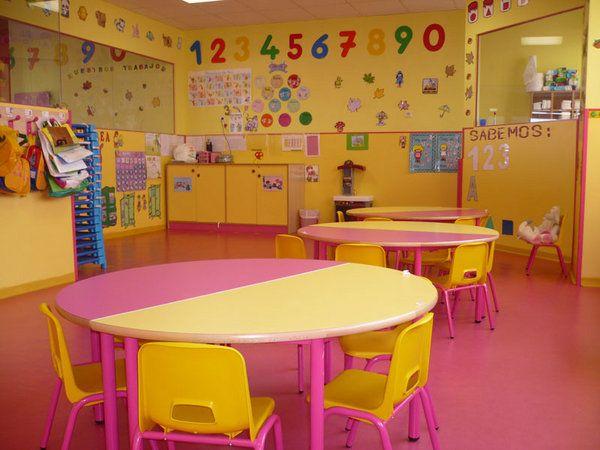 Decoraciones De Aulas De Primaria Home Daycare Rooms Kindergarten Interior Home Daycare Ideas