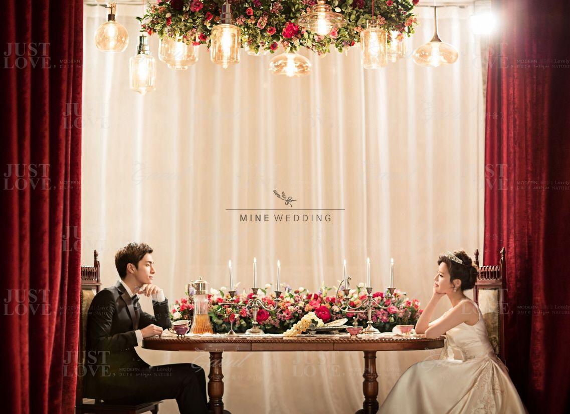 Korea Pre Wedding Gaeul Studio Sample 28