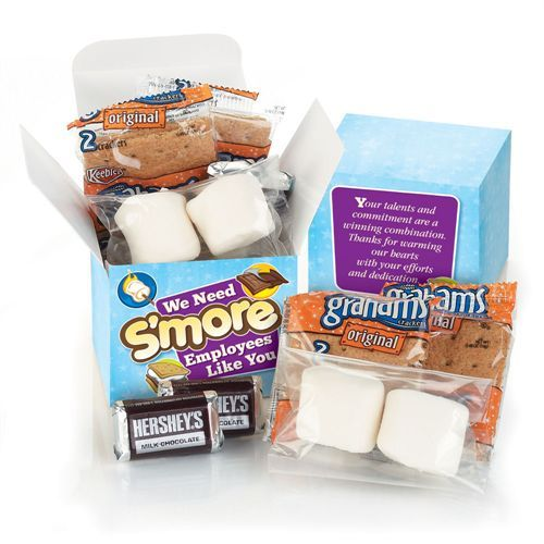 We Need S'more Employees Like You Treat Pack #employeeappreciationideas