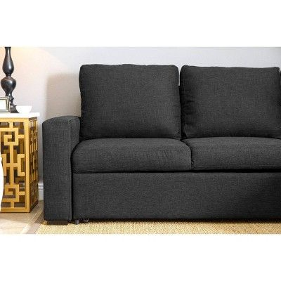 Phenomenal Newport Sofa And Chaise Sectional Gray Abbyson Living In Alphanode Cool Chair Designs And Ideas Alphanodeonline