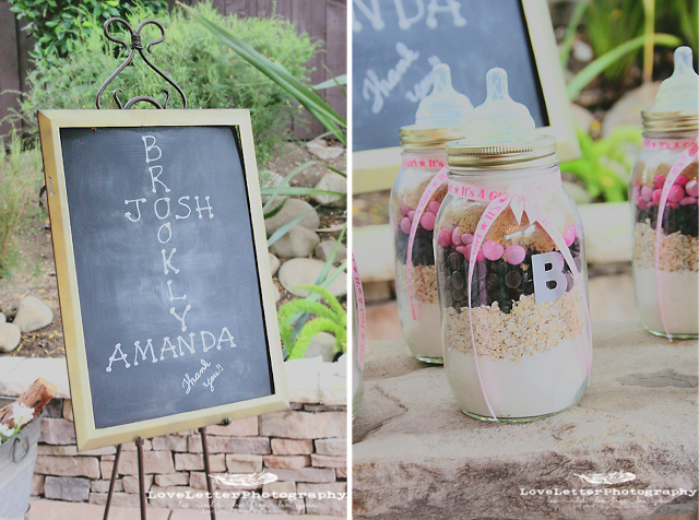 Rustic Pink Baby Shower /Fawn Over Baby