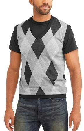 Sahara Club Sahara Club Mens Argyle Sweater Vest Products