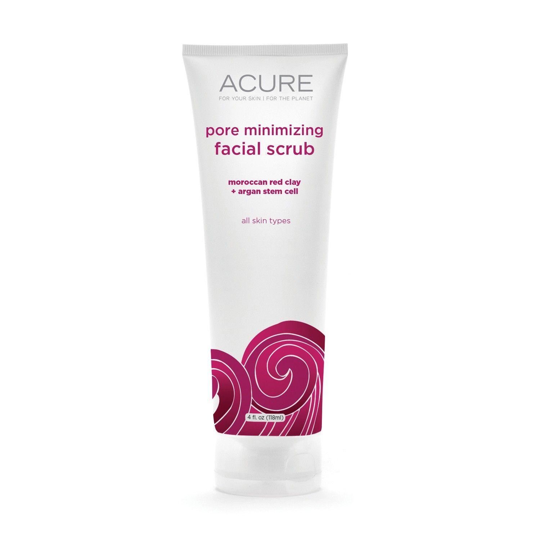 Acure Organics Pore Minimizing Facial Scrub, $12.99