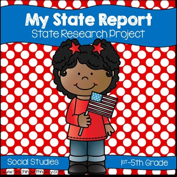 State Report Research Project Students, Social studies and - research project report