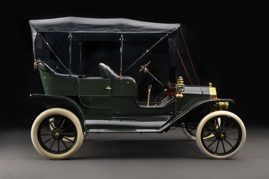 1909 Ford Model T Touring With Images Ford Models Model T Ford America