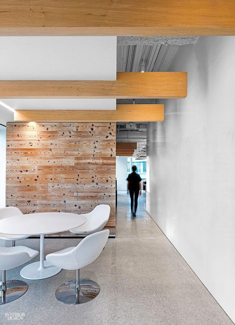 Scandinavia meets san francisco in the nokia technologies office by gensler interiordesignersalary also rh pinterest