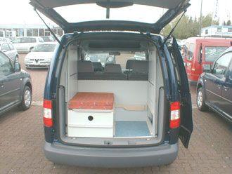 c tech campingvan minicamper vw caddy camper. Black Bedroom Furniture Sets. Home Design Ideas