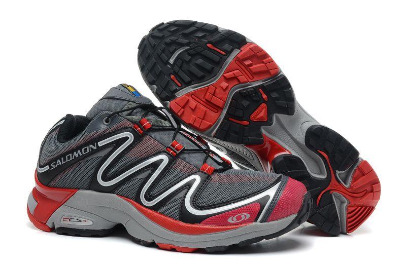 buy popular ae95d 5883e Cheap Salomon XT Hawk Mountain Light Grey Men s Trail Running Shoes Classic  salomon xa pro FD42951