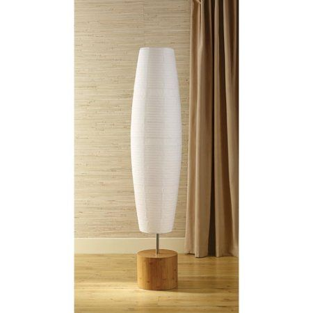 Mainstays rice paper flr lamp gray paper floor lamp rice paper mainstays rice paper floor lamp gray walmart mozeypictures Image collections