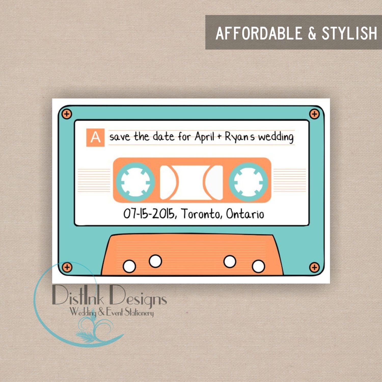 Dating cassette tape
