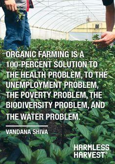 Inspiration from Dr. Vandana Shiva