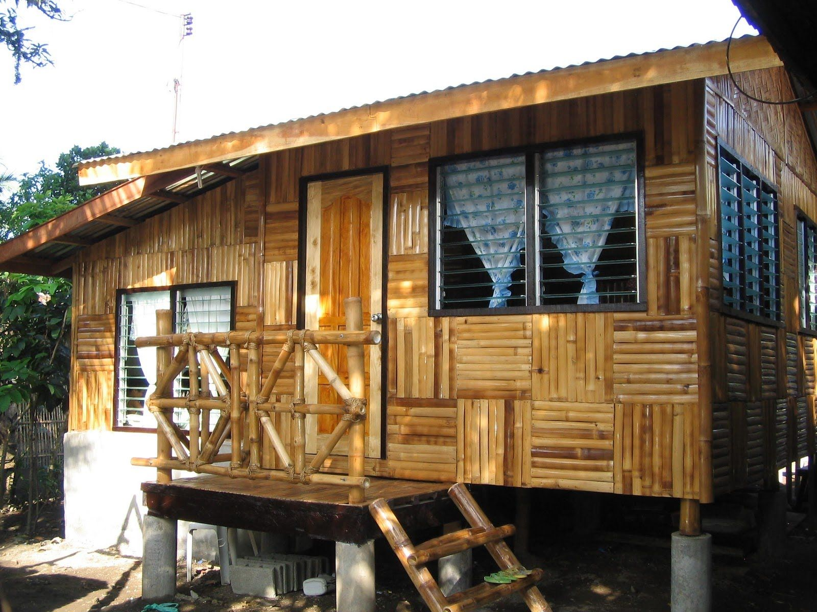 Bamboo Houses Designs In The Philippines