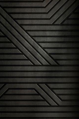 Black Steel Iphone Wallpaper Hd Papeis De Parede