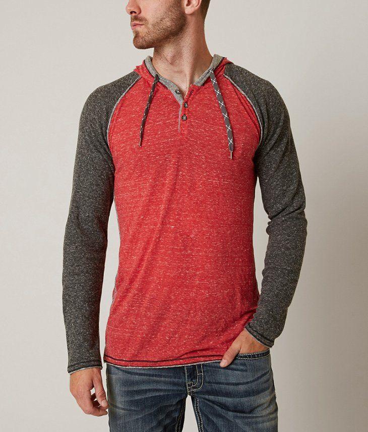 BKE Steven Henley Hoodie - Men's Hoodies/Sweatshirts | Buckle