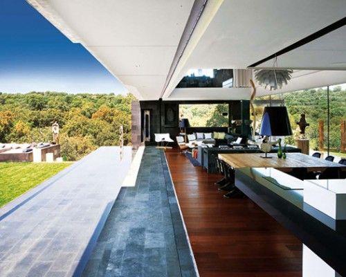 Architektur · Dream Home : Madrid Residence By Benjamin Calleja