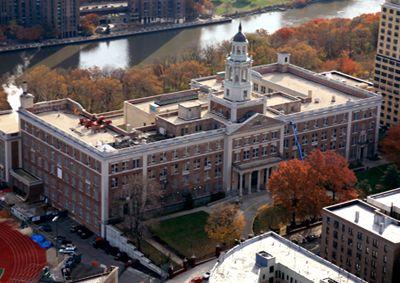 George Washington High School Between The Wars New York City