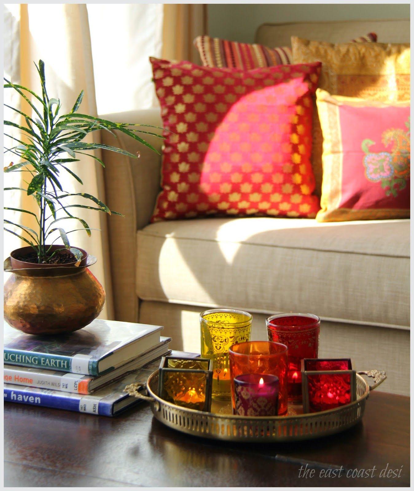 Glitzing It Up For Diwali Festive Decor Ideas India Decor Decor Home Decor Websites