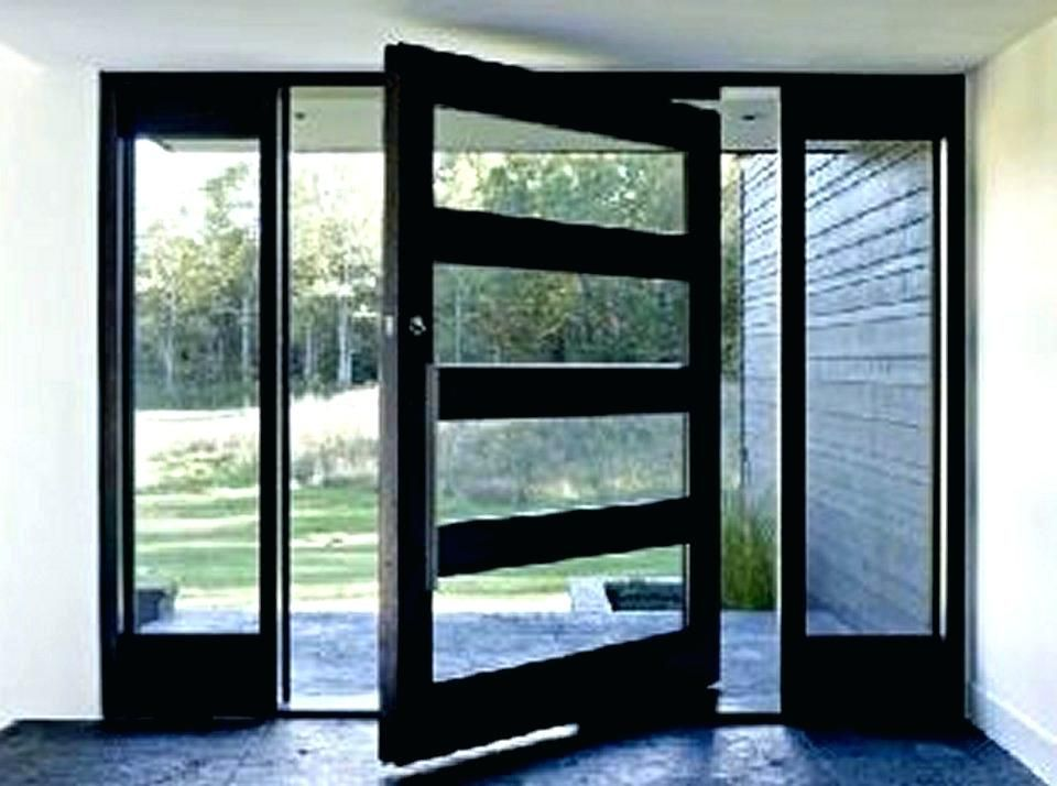 Modern Steel Entry Doors Contemporary Front Stainless