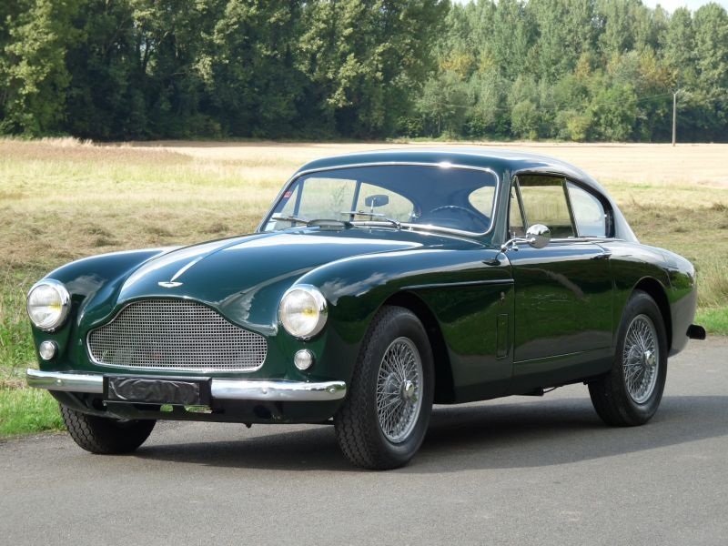 Aston-Martin DB2/4 Mk III 1957