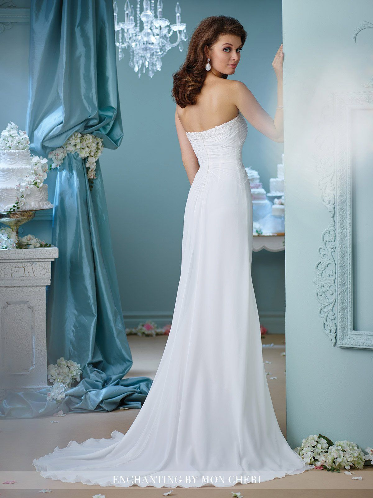 Enchanting - 216162 - All Dressed Up, Bridal Gown | Enchanted ...