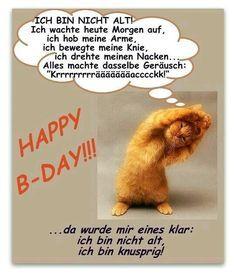 GeburtstagsBilder, Geburtstagskarten Und Geburtstagswünsche Für Zu Teilen. Geburtstag  ZitateGeburtstag Lustig30 GeburtstagGeburtstagsgrüße MannLustige ...