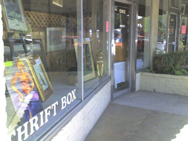 Thrift Box Lucile Packard, San Jose, CAWillow Glen   1362 Lincoln Ave San Jose, CA 95173  Phone number  (408) 294-4490