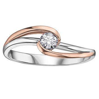Bague diamant pas cher canada