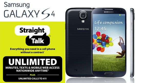 Straight Talk Galaxy S4 Problems and Questions About