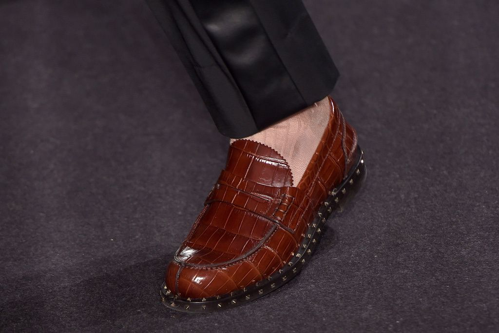 4bc3139f3be47 The Top 10 Men's Shoes From Paris Fashion Week Fall 2016   SHOES ...