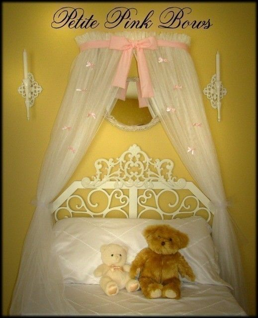 Crown Princess Bed Canopy, So Easy To Make, The Girls New