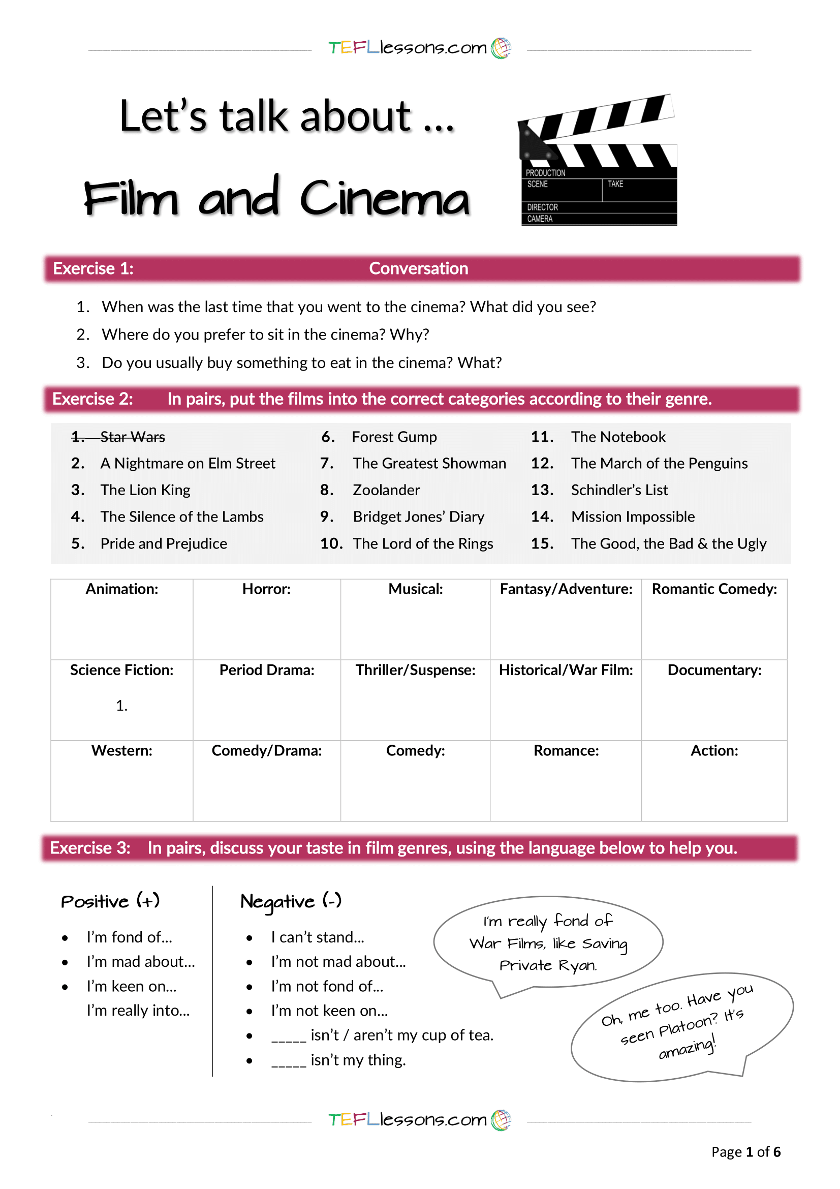 Pin On Free Handouts For Teaching And Learning English