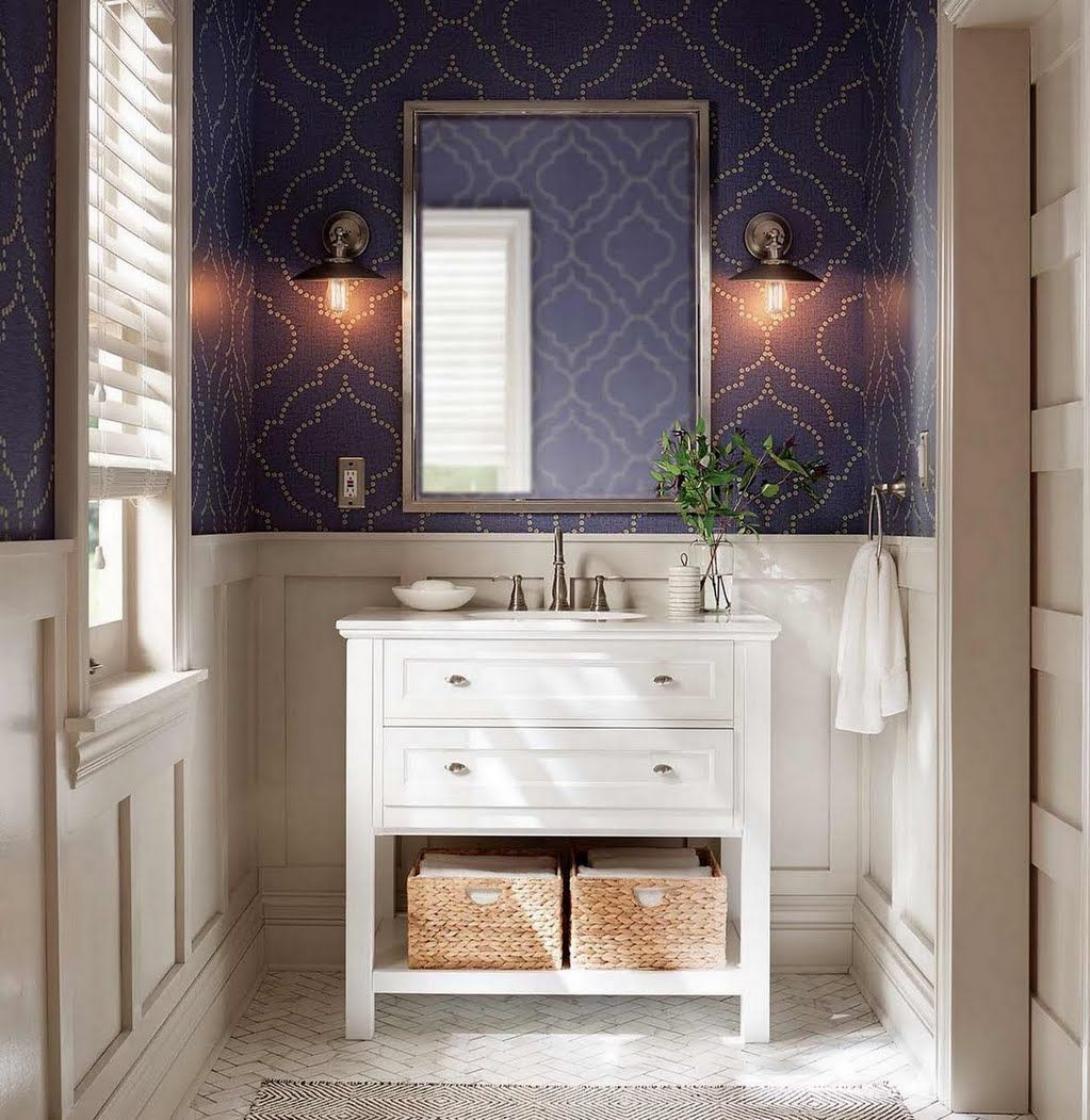 Shop our Bathroom Department to customize your Natural