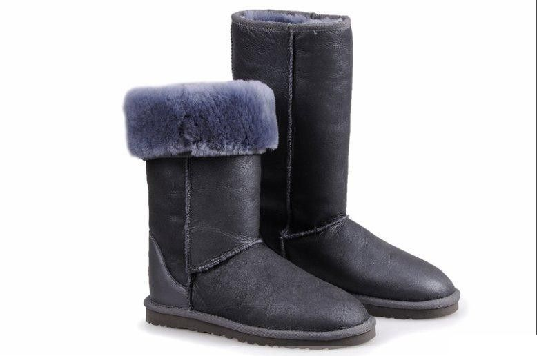 15325c5c402 ugg classic tall metallic boots 5812 in pewter www ...