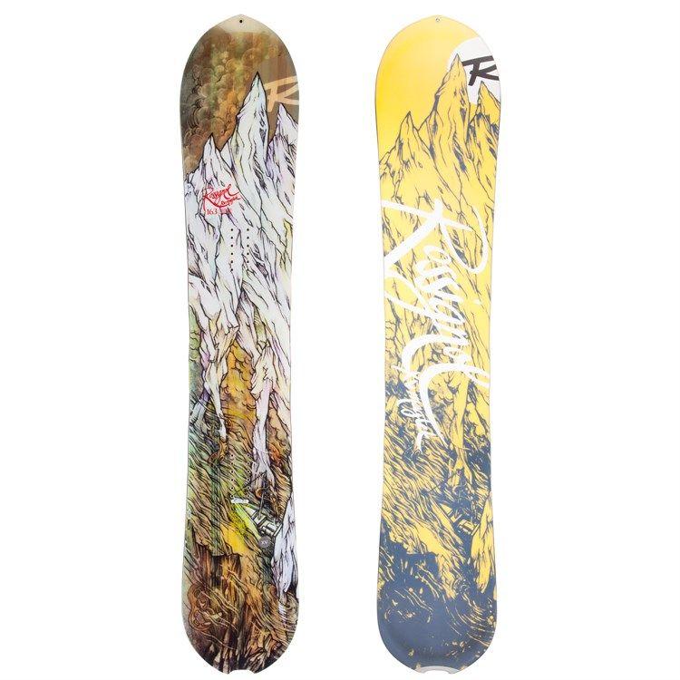 163cm Rossignol XV Magtek Snowboard 2016 | evo