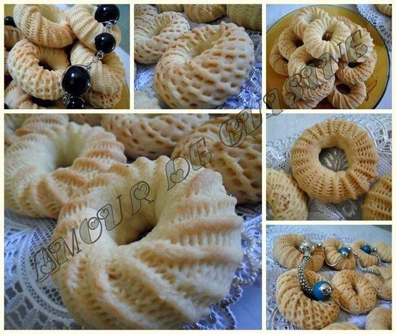 Gâteaux Algériens De Samira Tv: Kaak Nakache Aux Amandes