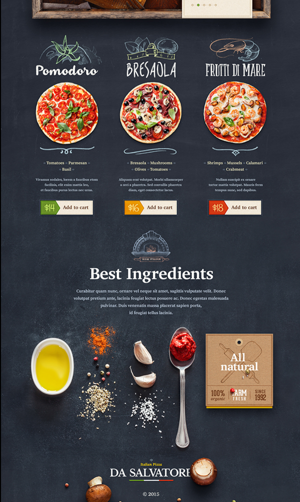 Pin By Nobiloo On Webdesign Appdesign Food Web Design Food Design Web Layout Design