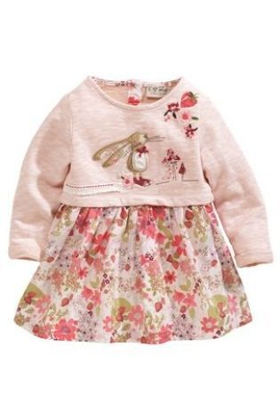 Pink Character Tunic And Leggings Set (3mths-6yrs) from Next