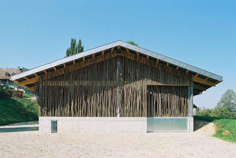 Cow Barn F A B Forschungs Und Architekturburo Fancy Houses Architecture Barn