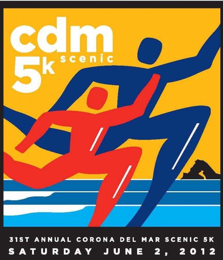 2012 CDM Scenic 5K logo