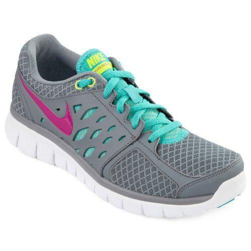 87f7d08342 FOR SALE Nike Women s NIKE FLEX 2013 RN WMNS RUNNING SHOES 7 Women US (COOL  GREY FSN PINK SPRT TRQ VLT)