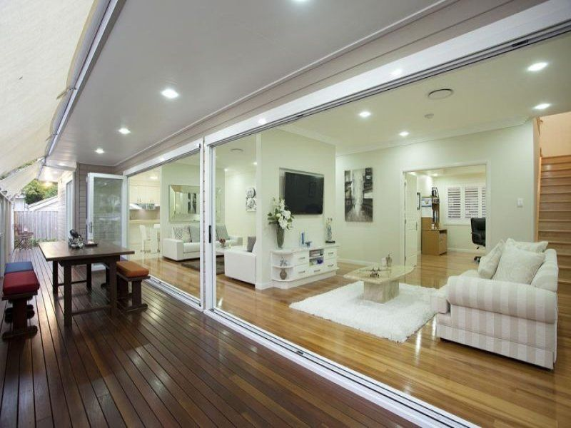 Queenslander, perfect renovation of a Queensland