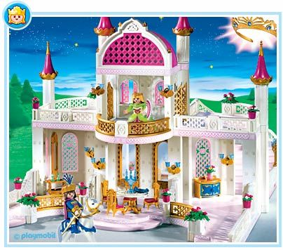 Playmobil Princess Castle | Nevaeh\'s new room | Playmobil, Playmobil ...