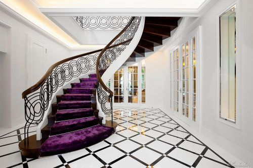 Best Picture Of Royal Staircase For Luxury Homes Or Hotel 400 x 300