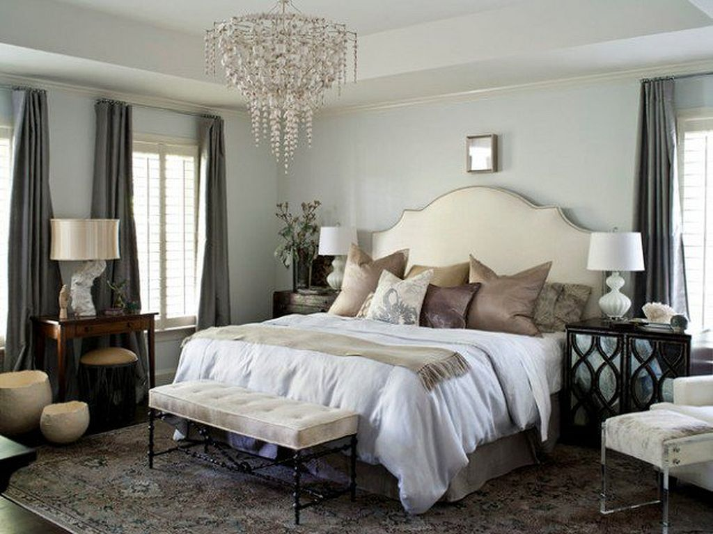 Most Elegant Bedroom Decoration Ideas For Couples(51) # ...